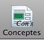 Configurar conceptos